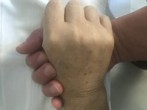 Familiares de pacientes con Alzheimer